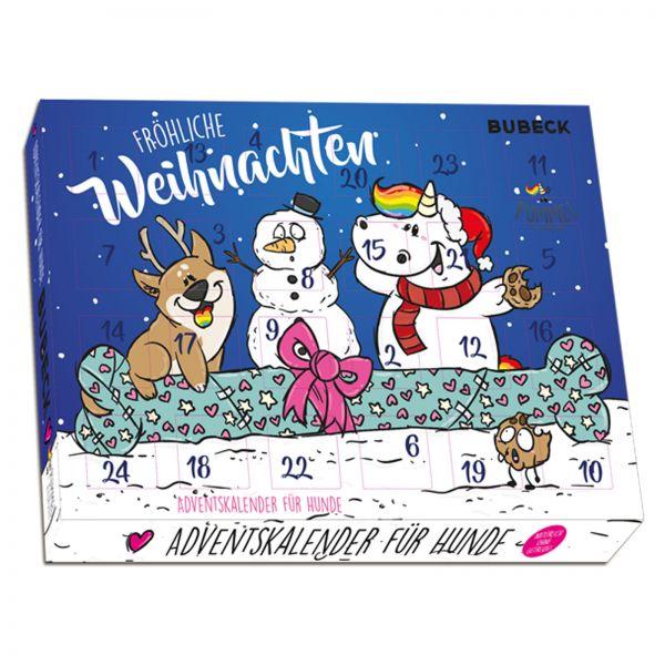 Bubeck Pummeleinhorn Adventskalender 2018 - getreidefrei