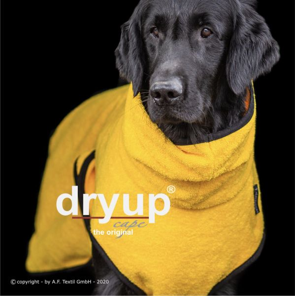 Actionfactory Dryup® cape EDITION Yellow