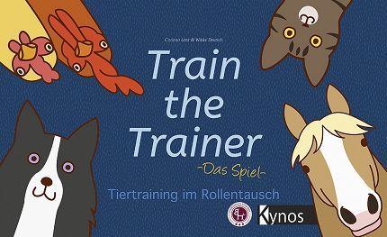 """Brettspiel """"Train the Trainer"""" - Tiertraining im Rollentausch"""