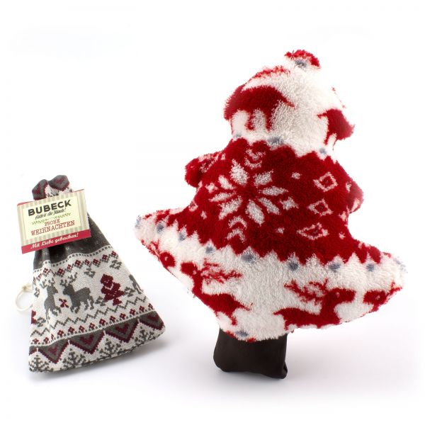 Trixie Weihnachtsbaum mit Bubeck Keks im Weihnachtsbeutel