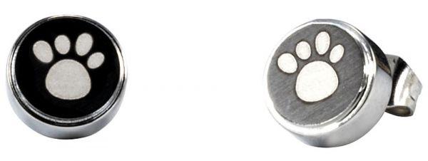 Magnet Ohrstecker Pfote