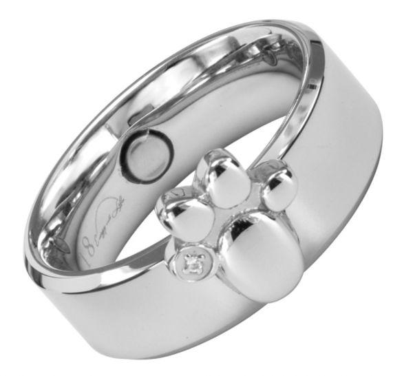 Magnet Ring Pfote