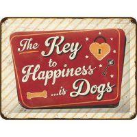 PfotenSchild - Key to Happiness