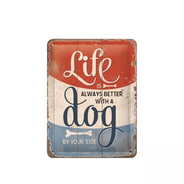 PfotenSchild - Life is better with a dog
