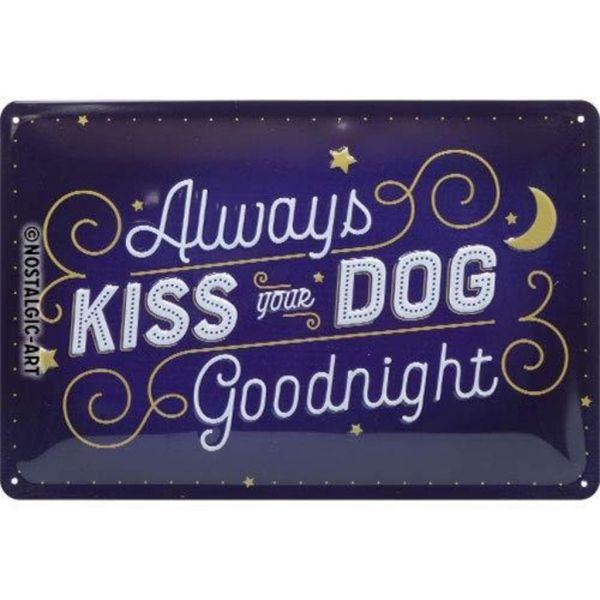 PfotenSchild - Kiss your Dog